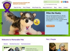 Memorable Pets E-commerce Website