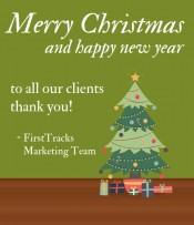 Thank You to all our Clients for an awesome 2014
