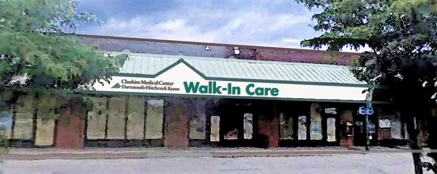 Cheshire Medical Center Keene NH Walk In Care