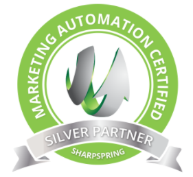 FirstTracks Marketing is SharpSpring Silver Certified