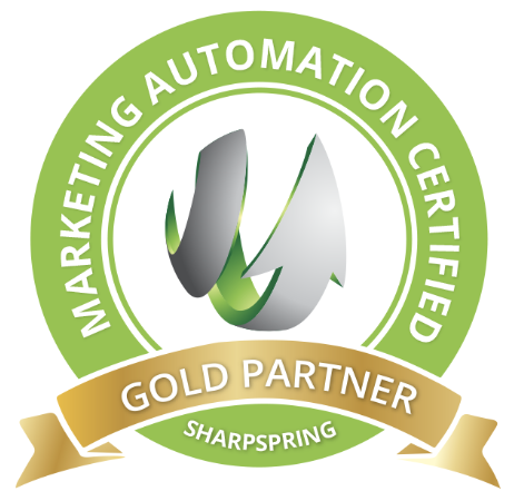 FirstTracks Marketing is New England's First SharpSpring Gold Certified Partner
